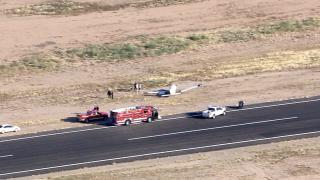Chandler Mid-Air collision