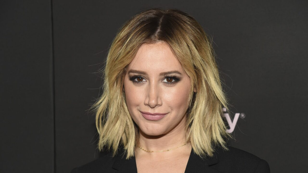 Ashley Tisdale Welcomes Baby Girl