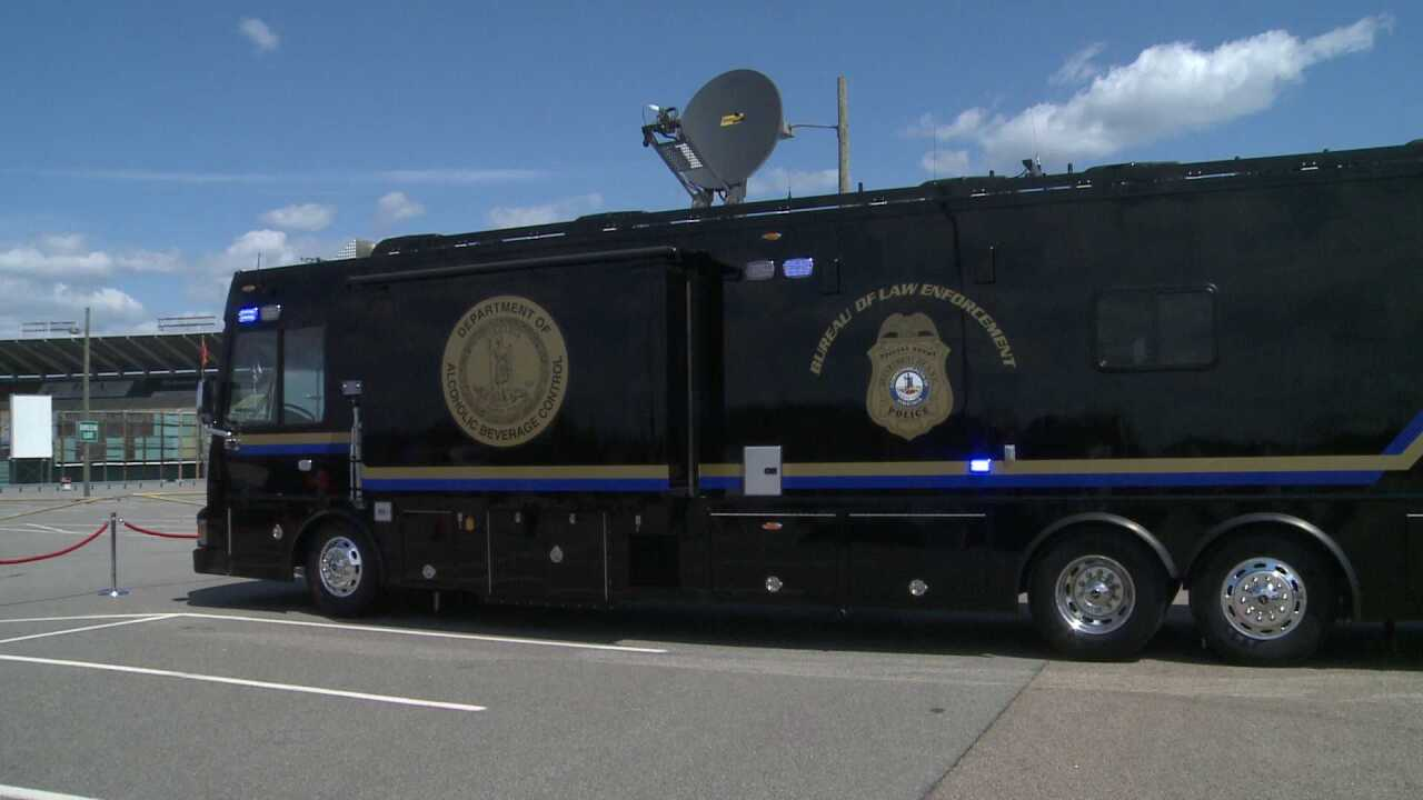 Va. ABC unveils new field support vehicle