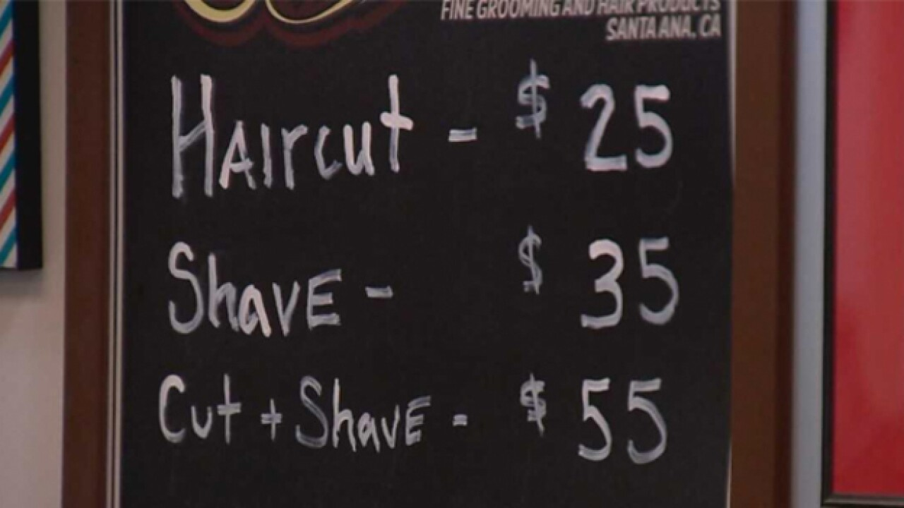 Lawsuit Fights Against Requirement For Barbers To Have High School Diploma