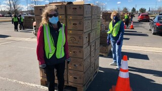Nampa Food Distribution