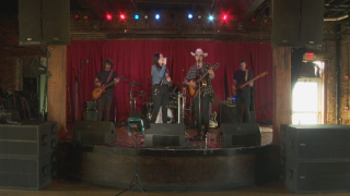 Budding Latino artists giving country music a new voice