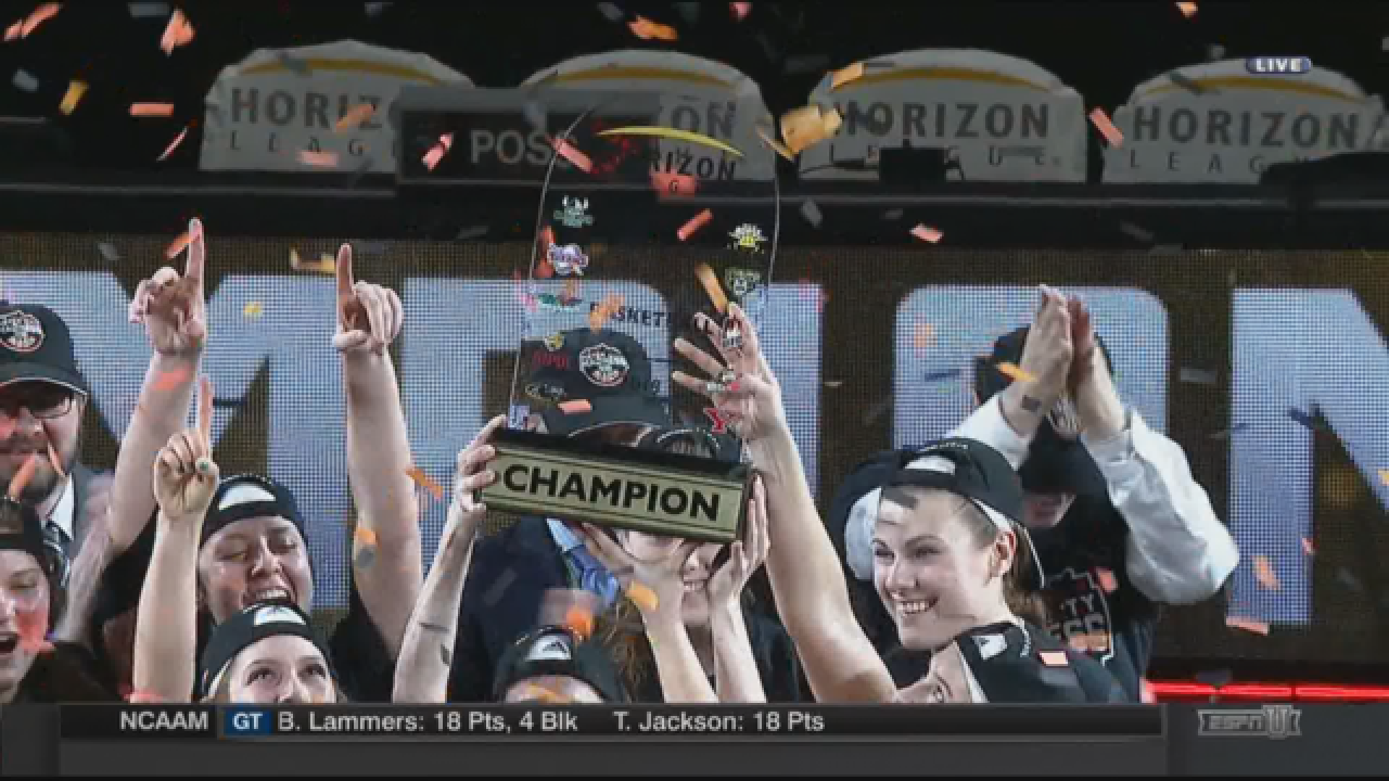 UWGB Phoenix win Horizon League title again