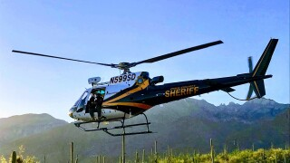 PCSD: Search and Rescue deputies rescue hiker in anaphylactic shock on King Canyon Trail