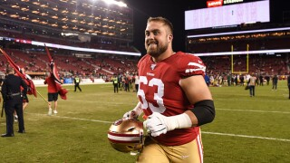 Former Air Force Falcon Ben Garland re-signs with 49ers