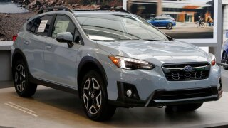 Subaru is recalling more than 400,000 Crosstreks and Imprezas