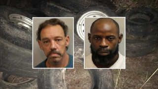 Two men arrested for dumping tires in Apalachicola National Forest.png