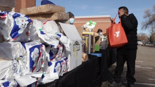YMCA stepping up to feed Americans as many go hungry during COVID-19 crisis