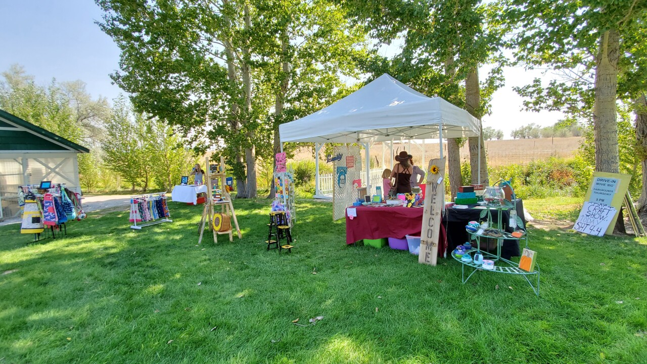 Photos: Townsend Craft Fair to support local students