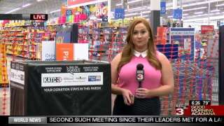KATC Tools for Schools supply drive continues at participating Walmarts