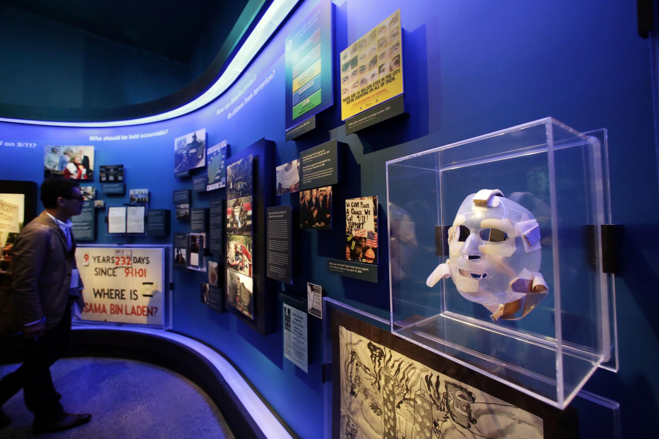 Sept 11 Museum