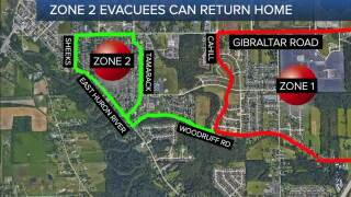 Some Flat Rock residents able to return to homes weeks after gas leak