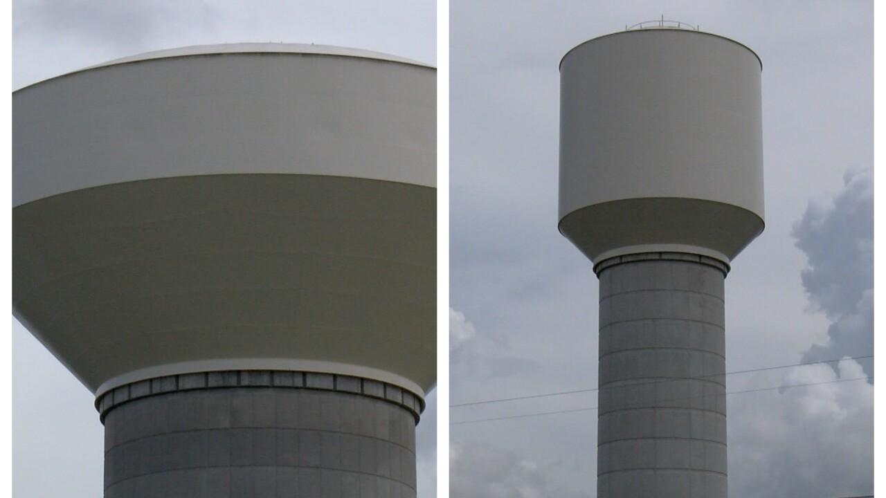 Use of new Corpus Christi water towers still years away