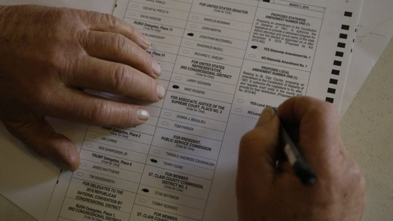 In some states, you better think twice before taking Election Day selfie with ballot