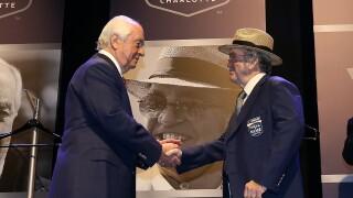 Roger_Penske_Jack_Roush_2019 NASCAR Hall of Fame Induction Ceremony
