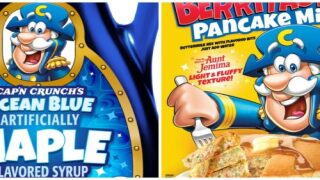 Cap'n Crunch Pancakes And Ocean Blue Maple Syrup Are Headed To A Store Near You