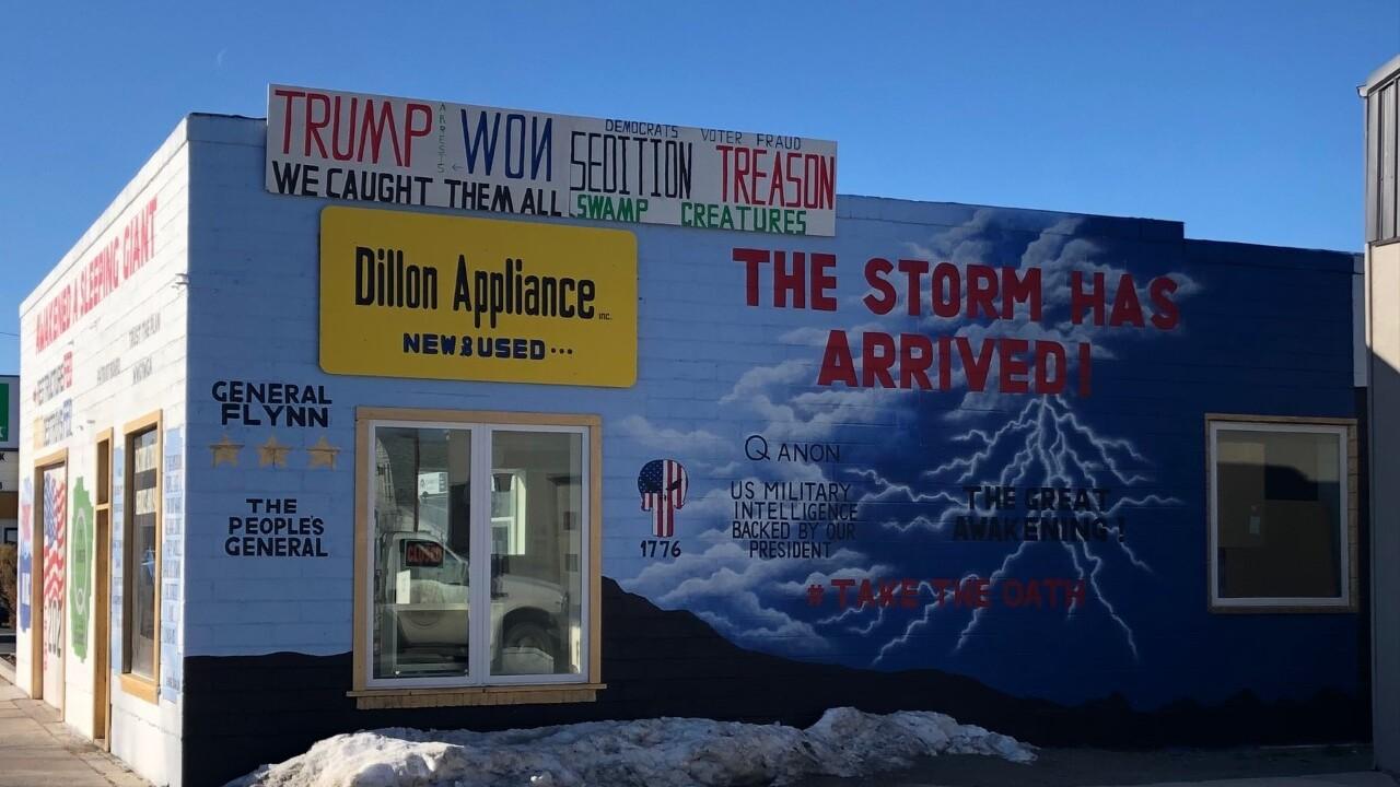 Hank Muntzer's store in Dillon