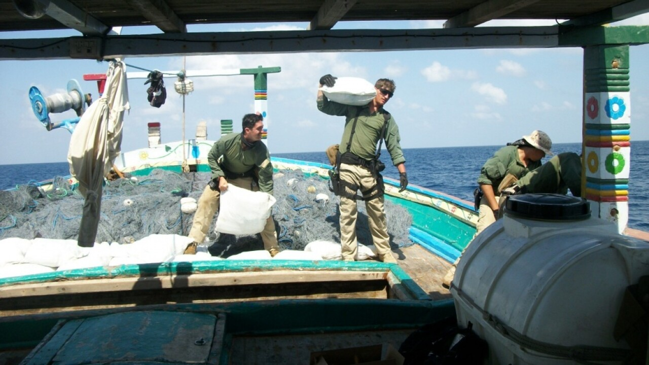 Norfolk-based USS Laboon makes 2 drug busts in 5 days