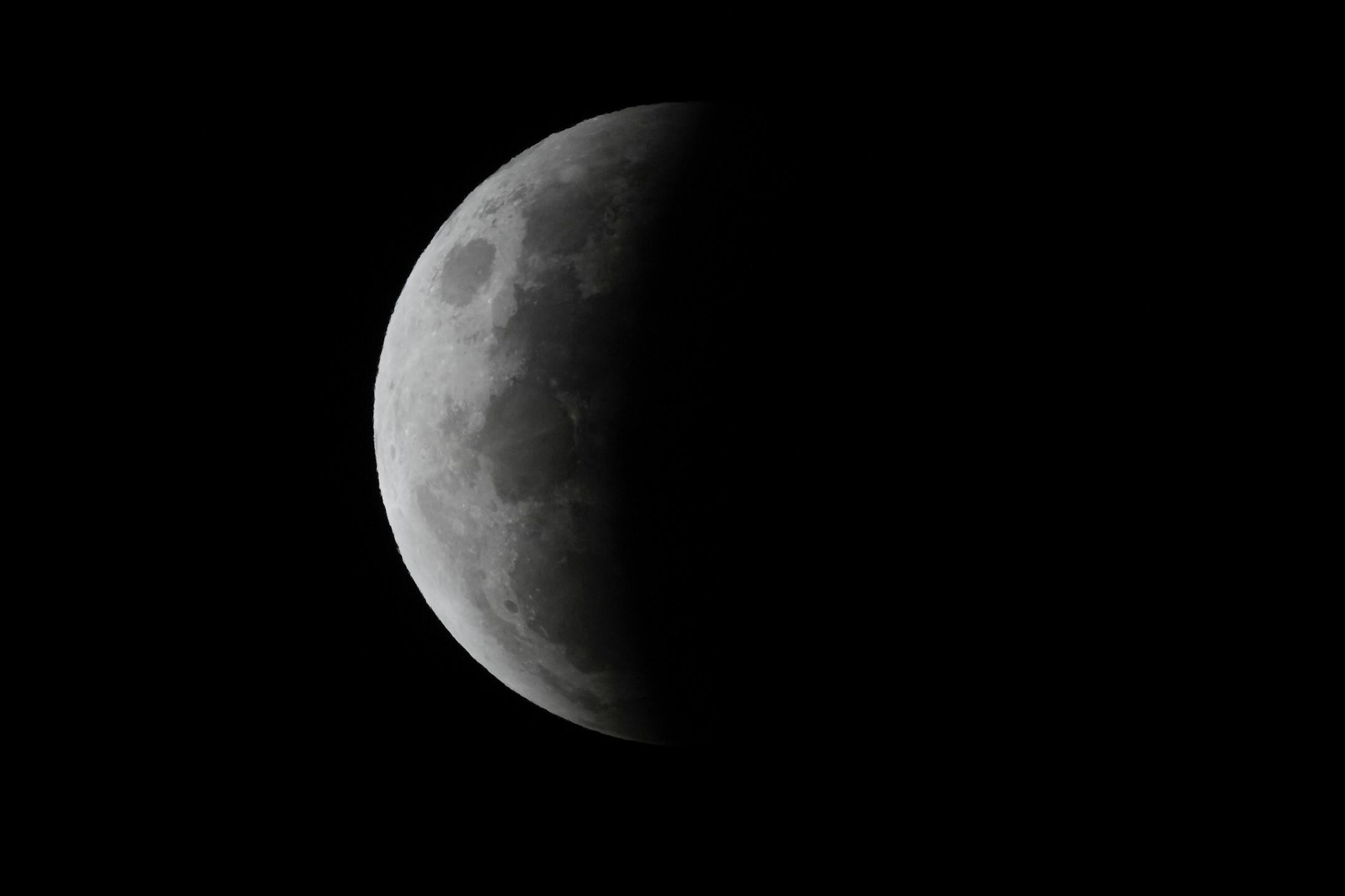 Lunar Eclipse Australia