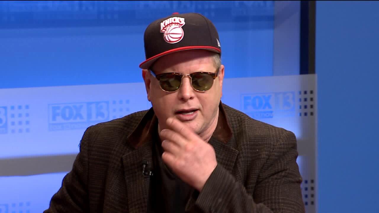 SNL's Darrell Hammond visits Good DayUtah