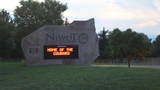 Niwot High School on lockdown