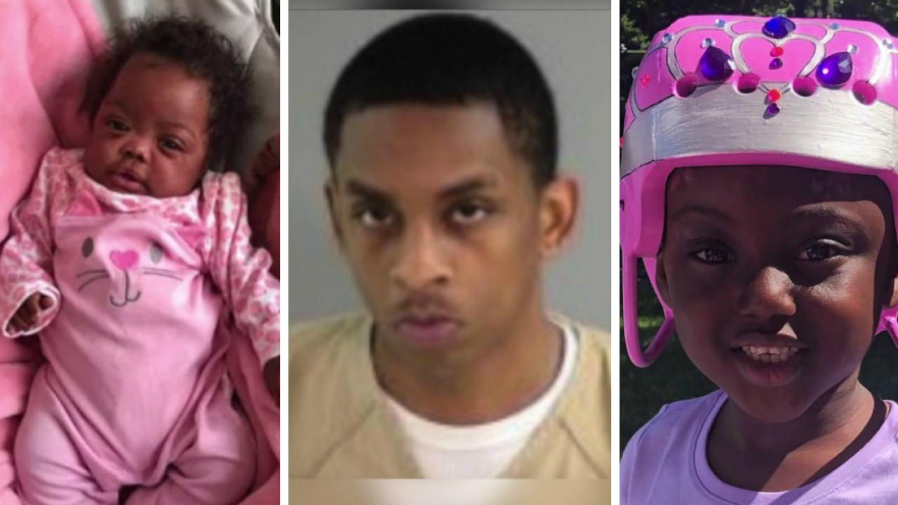 Man charged with shooting 5-year-old girl now charged in 2017 murder of1-year-old