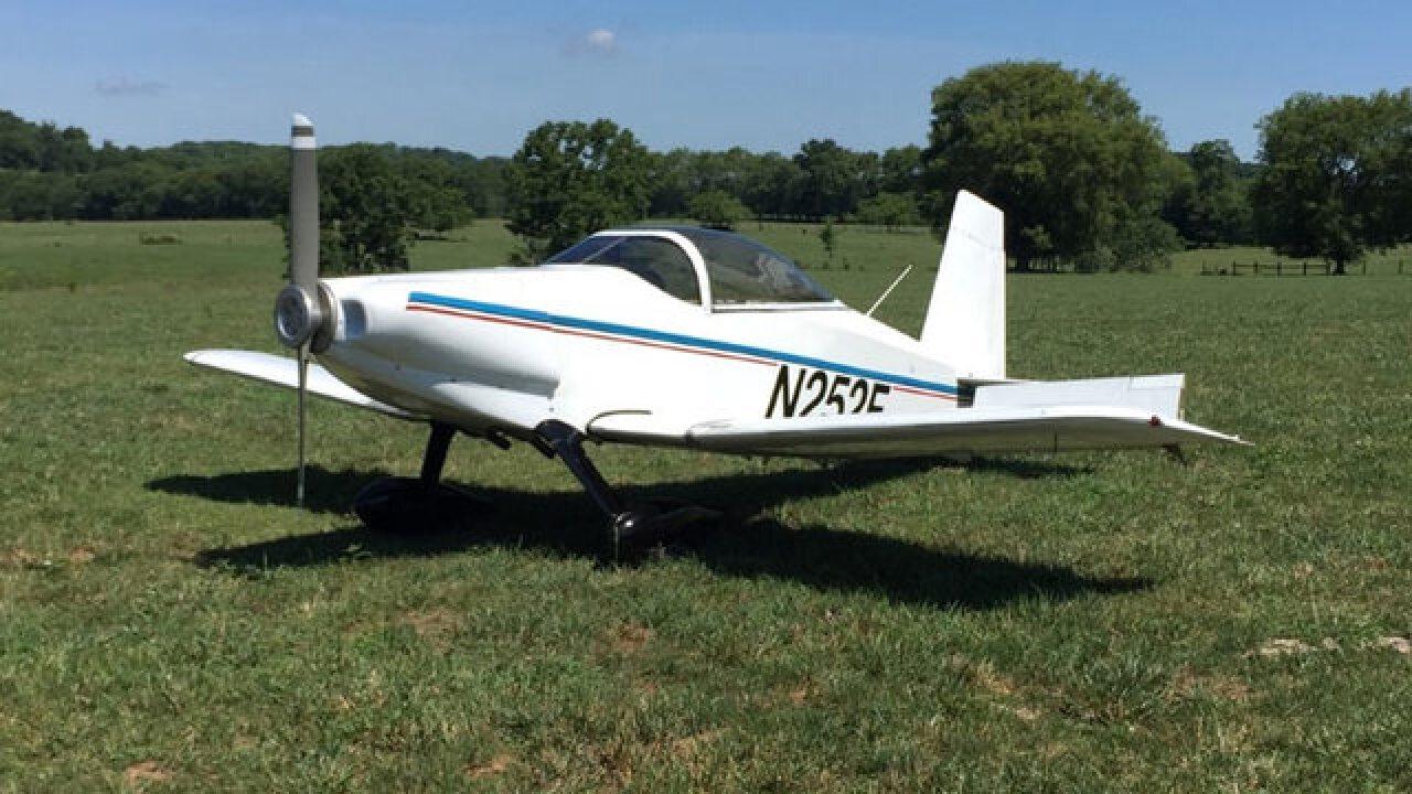 Small Plane Crash Reported In Williamson County