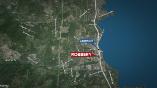 Lakeside Robbery
