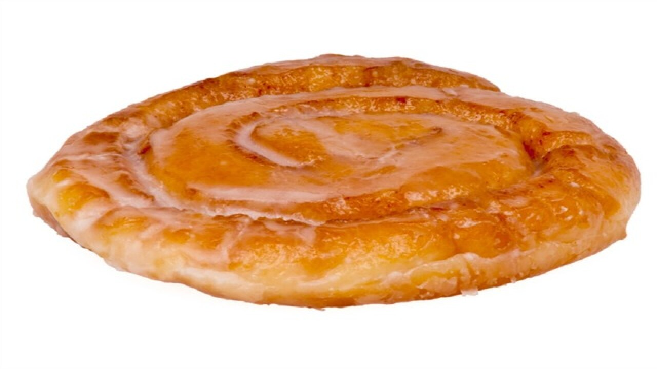 Man breaks into store to steal honey bun