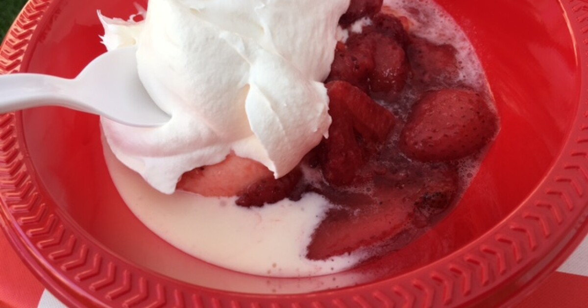 Get ready for the Strawberry Festival on Thursday