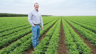 U.S. Department of Agriculture Under Secretary visits Grimmway Farms