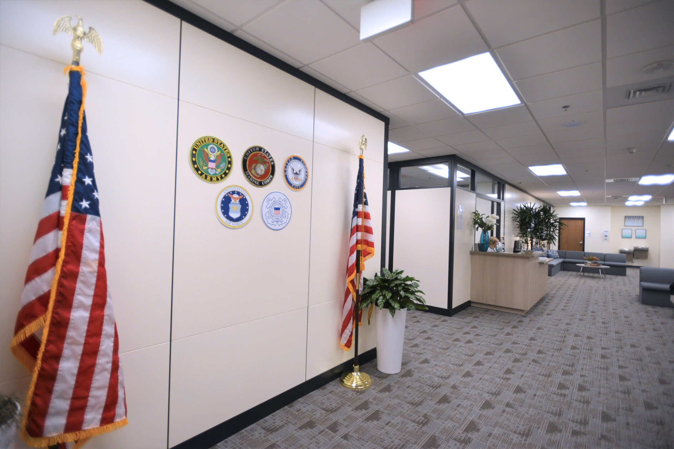 Photos: New clinic to help post-9/11 veterans and their families opens in VirginiaBeach