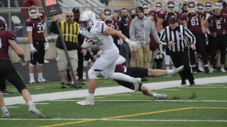 No. 1`6 Carroll College stumbles against No. 1 Morningside in NAIA Football playoffs