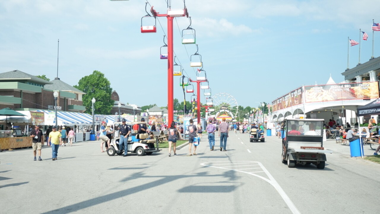 Indiana State Fair experiencing delays with online fair