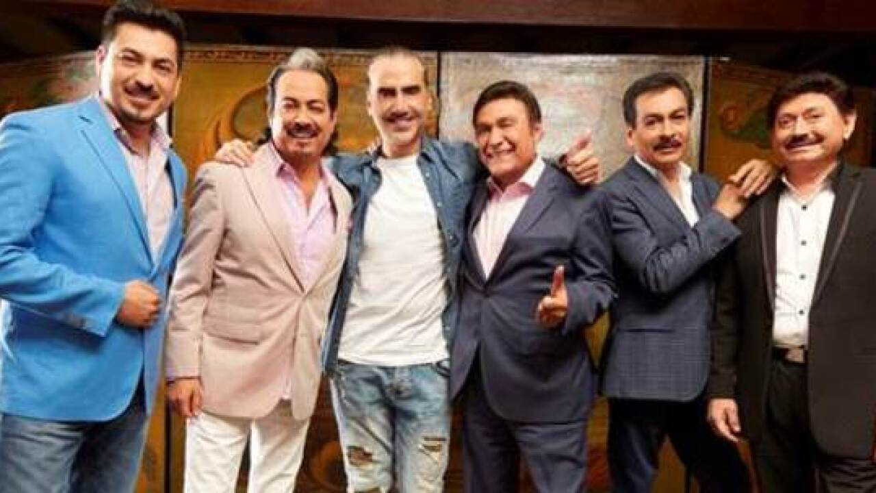 Los Tigres Del Norte and Alejandro Fernandez coming to Rabobank