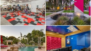 Pricey Arizona homes on sale with special features for kids