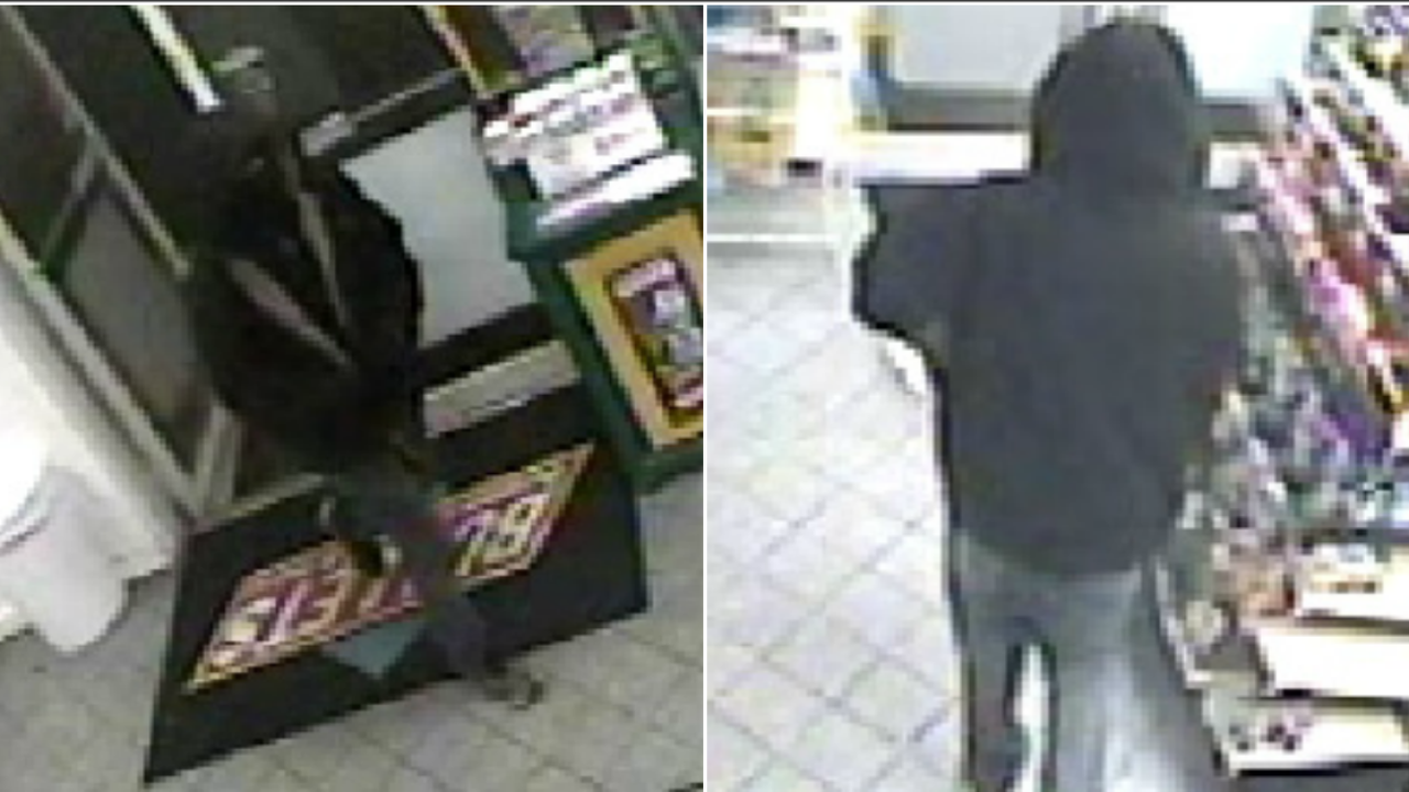 Man armed with knife robs Chesterfield gas station