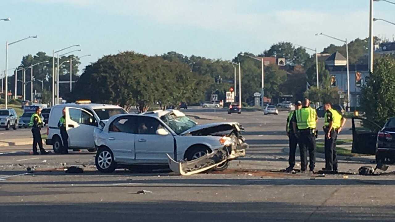 Virginia Beach crash kills two people