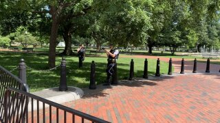 Person arrested near White House, Secret Service says