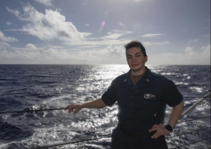 U.S. Navy photo by Mass Communication Specialist 3rd Class Aron Montano