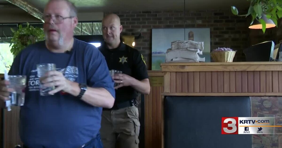 Tip A Cop fundraiser in Great Falls helps Special Olympics Montana