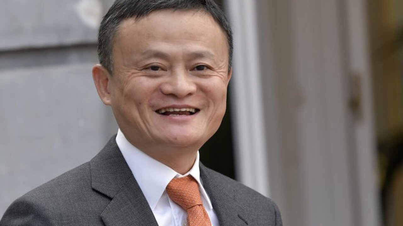Chinese billionaire Jack Ma will reportedly detail Alibaba succession plan Monday