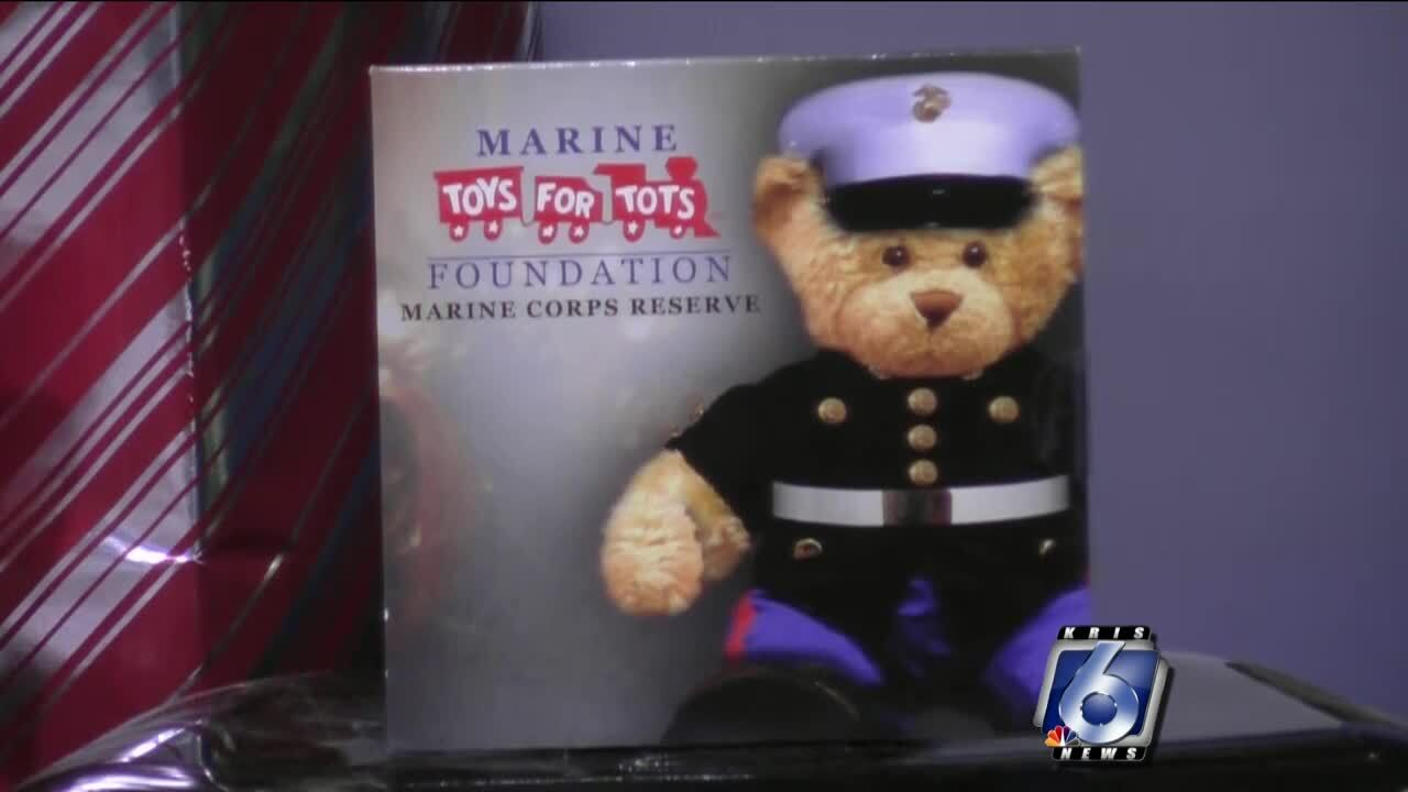 Toys for Tots campaign