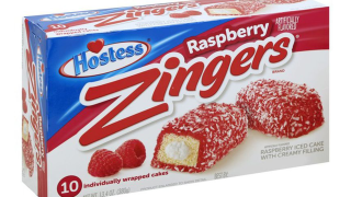 Hostess recalls Raspberry Zingers for possible mold