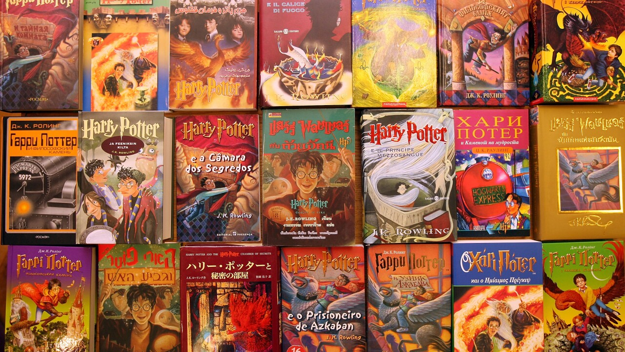 Employee steals $48,000 worth of Harry Potter merchandise to sell on eBay