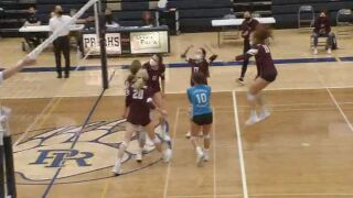 No. 2 Cheyenne Mountain upsets No. 1 Palmer Ridge in 5 set showdown