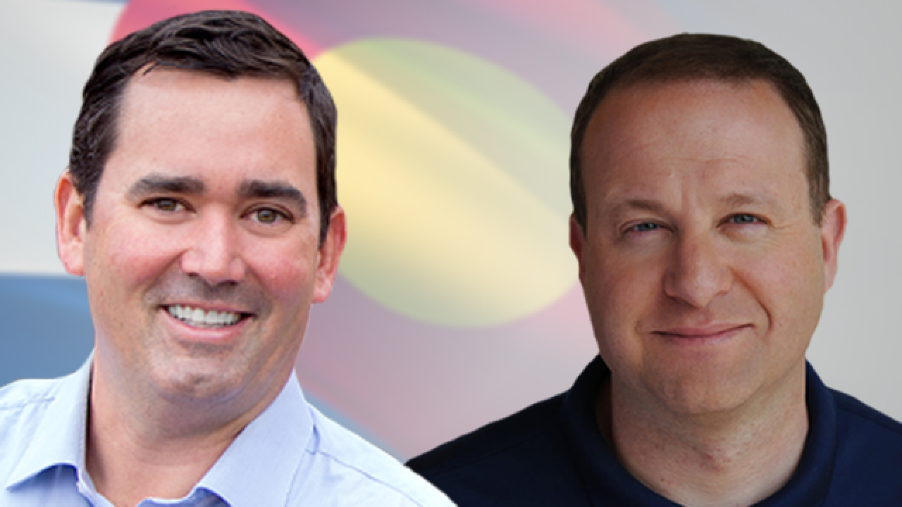 Polis, Stapleton clinch gubernatorial nods