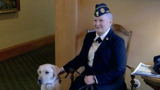 U.S. Marine Corp Veteran Laura Alley
