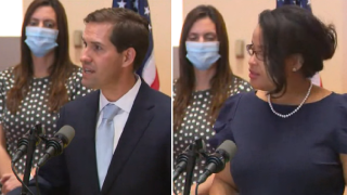 Gov. DeSantis Appoints Two New Florida Supreme Court Justices