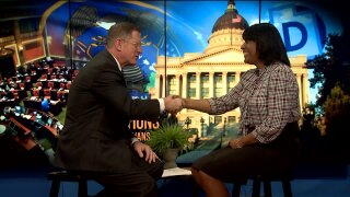 3 Questions with Bob Evans: Utah State Representative SandraHollins